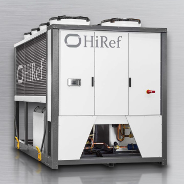 TSL FS - Chiller with Free Cooling - HIREF